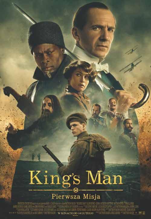 Kings Man: Pierwsza misja